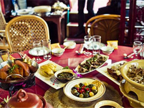 南湖船家菜旅游景点图片
