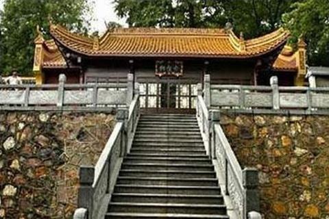 岳阳文庙的图片
