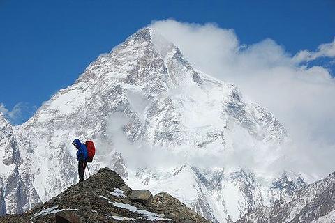 乔戈里峰的图片