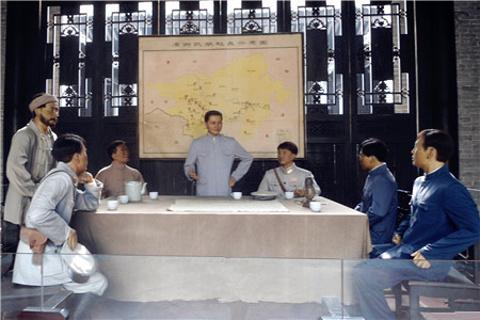 古州红七军军部旧址