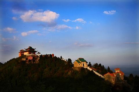 大云山国家森林公园