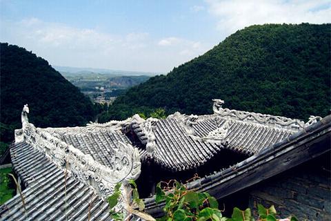 天台山伍龙寺