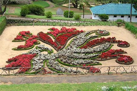 哈克加拉花园