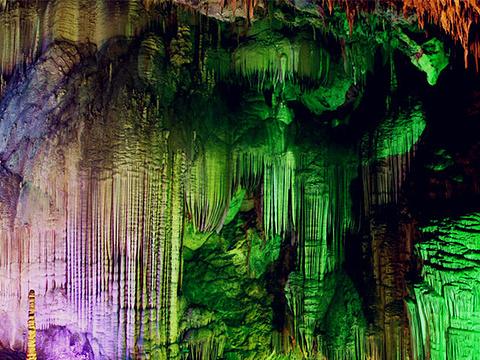 黄果树神龙洞旅游景点图片