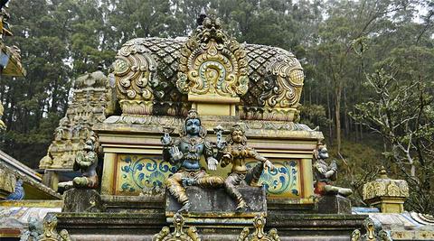西萨阿曼庙