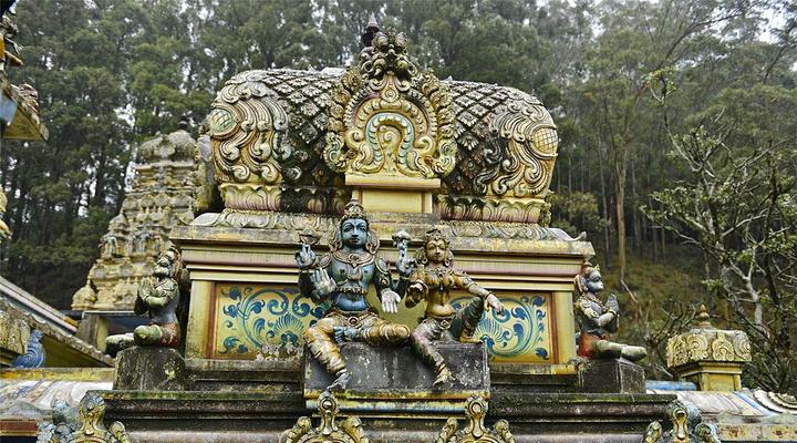 西萨阿曼庙旅游图片