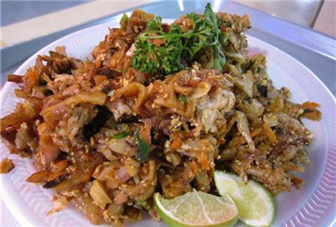 炒饼(Kothu)