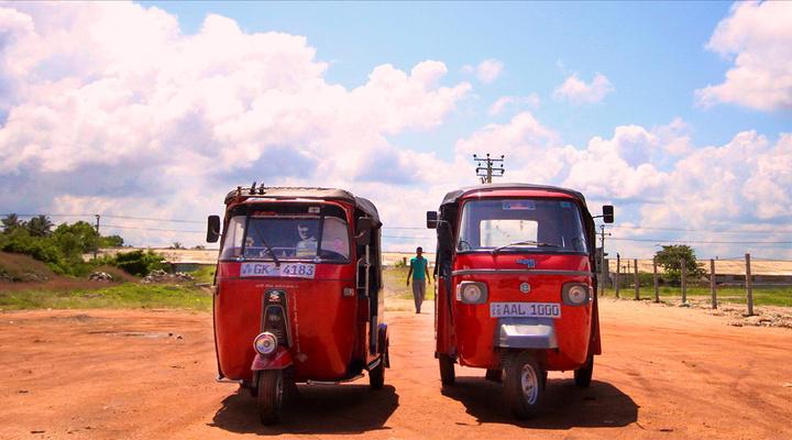 TukTuk车旅游图片