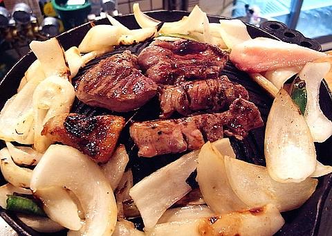成吉思汗料理