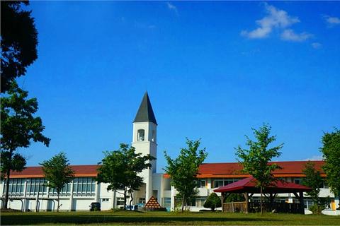 美瑛町立美马牛小学的图片
