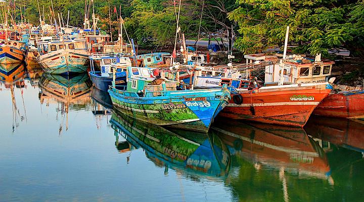 尼甘布泻湖旅游图片