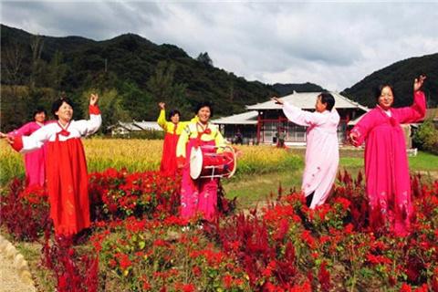 三道河朝鲜族民俗度假村