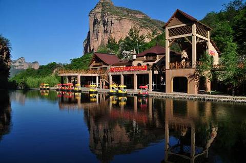 邯郸旅游图片