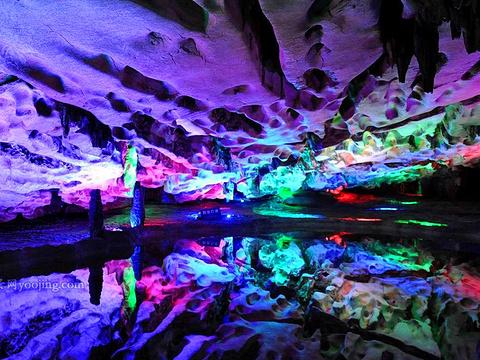 冷水江波月洞旅游景点图片