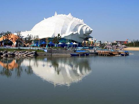 武汉玛雅海滩水公园旅游景点图片