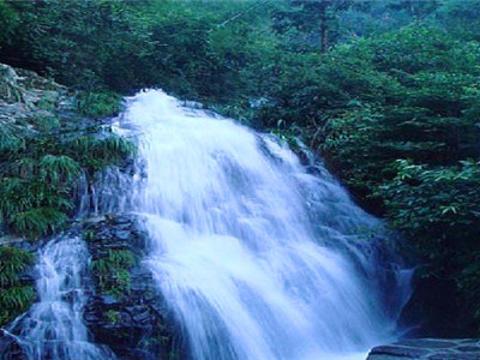 周洛大峡谷旅游景点图片