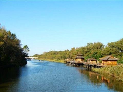 太平河风光带景区旅游景点图片