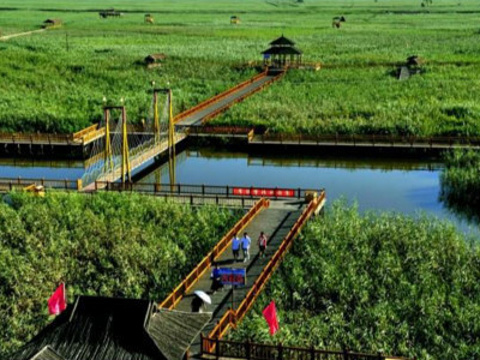 辽河湿地森林公园旅游景点图片