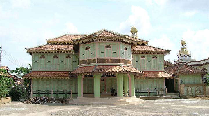伊斯兰博物馆旅游图片