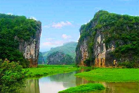湄江国家地质公园的图片