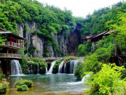 凤凰沟旅游景点图片