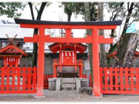 率川神社旅游景点图片