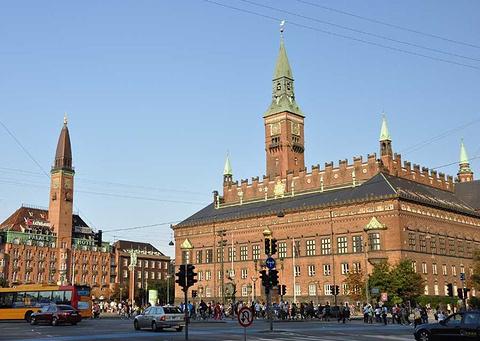 Radhuspladsen的图片
