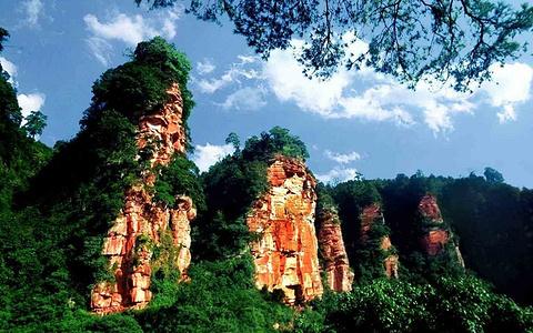 佛光岩的图片