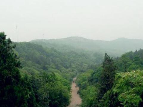 八公山国家森林公园旅游景点图片