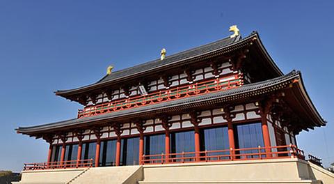 平城宫的图片