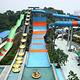 五龙山响水河主题乐园