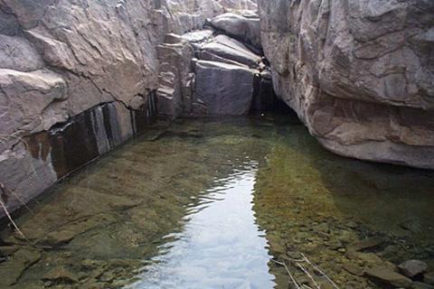 织女山生态风景区
