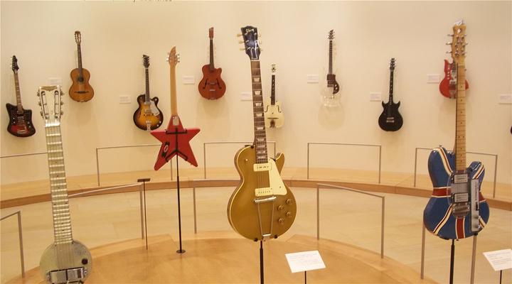 乐器博物馆旅游图片