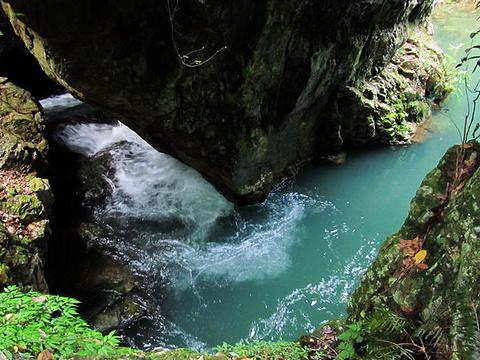 龙洞峡旅游景点图片