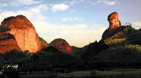 大红岩景区