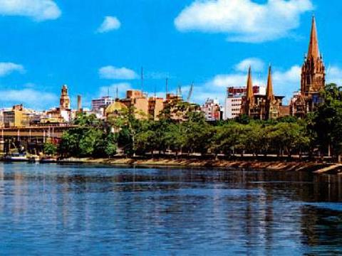 雅拉河旅游景点图片
