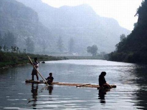 丹河峡谷旅游景点图片