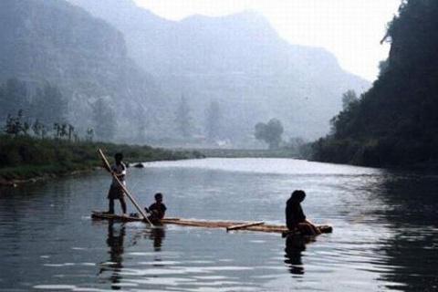 丹河峡谷的图片