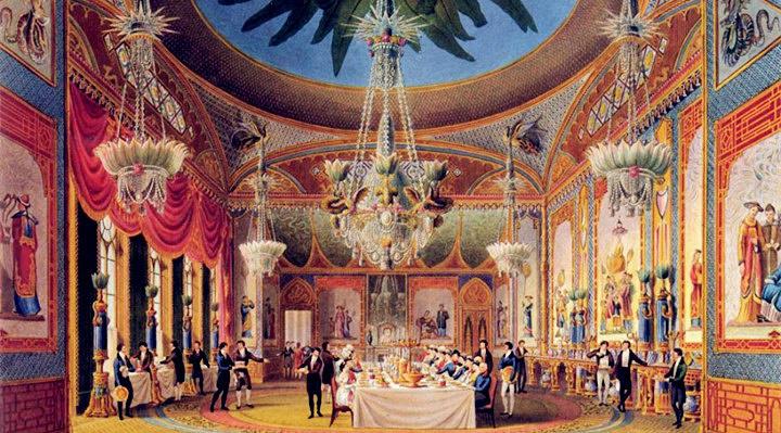 皇家行宫旅游图片