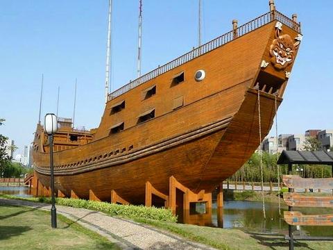 宝船厂遗址旅游景点图片