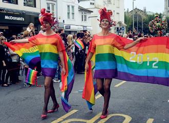 布莱顿同性恋游行