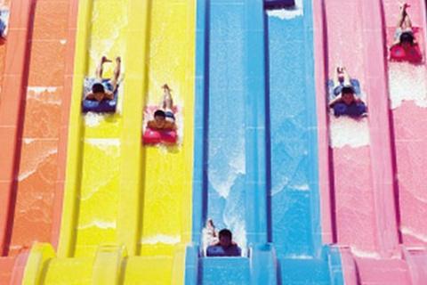 九峰水上乐园的图片