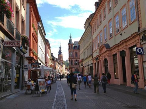 主街购物旅游景点图片