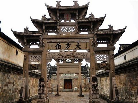 卢宅明清古建筑群旅游景点图片