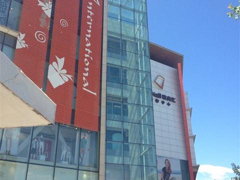 欧美汇购物中心旅游景点图片