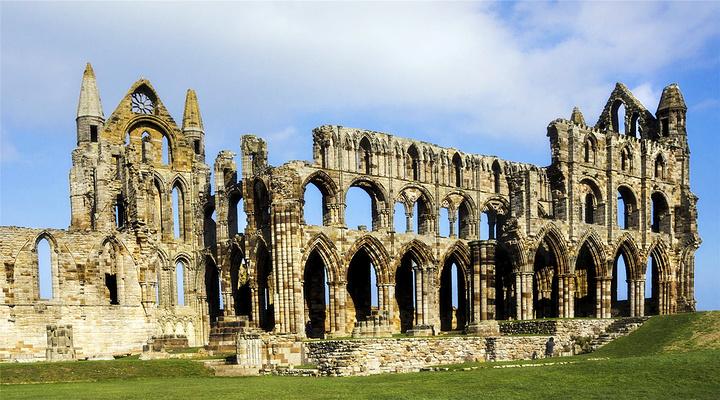 惠特比修道院旅游图片