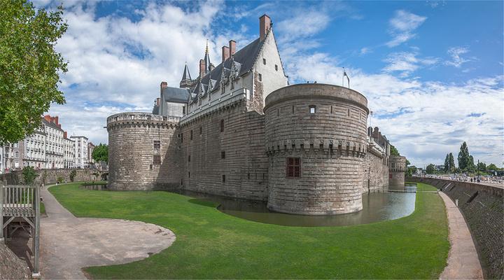布列塔尼公爵城堡旅游图片