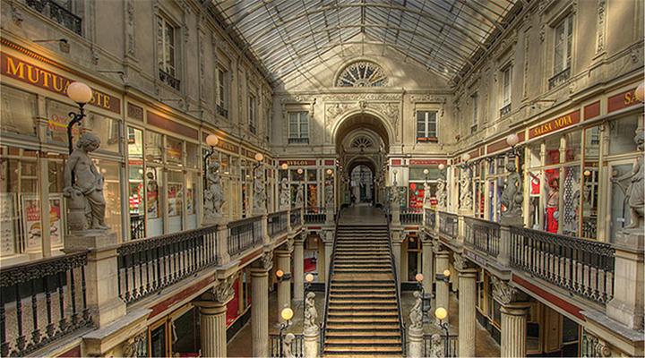 博姆莱购物长廊旅游图片