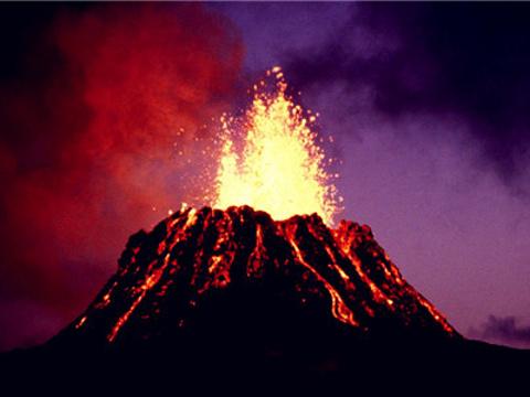 夏威夷火山国家公园旅游景点图片