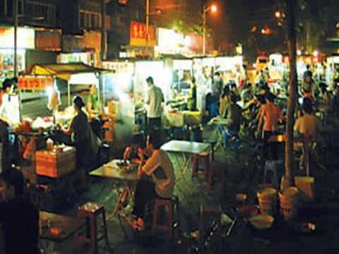 宾王夜市旅游景点图片